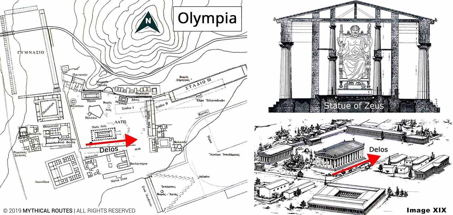 Mythical History 19 Olympia